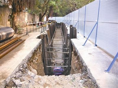 昆山污水改造施工