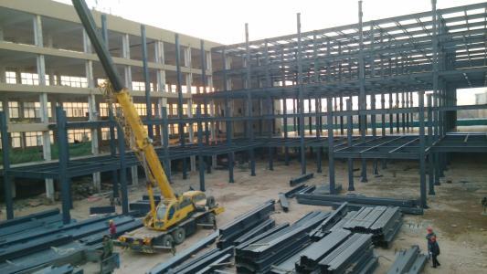 昆山钢结构工程施工