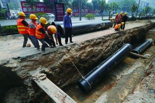 昆山污水改造公司